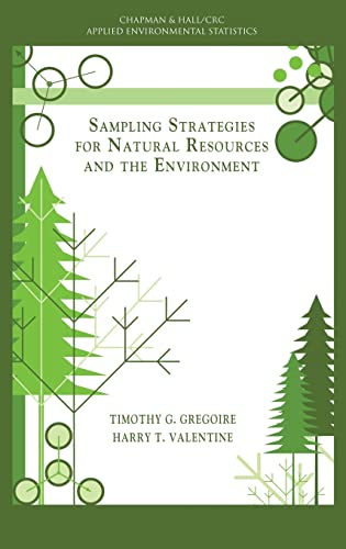 9781584883708: Sampling Strategies for Natural Resources and the Environment