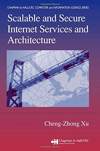 9781584883777: Scalable and Secure Internet Services and Architecture (Chapman & Hall/CRC Computer and Information Science Series)