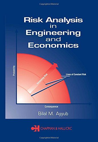 9781584883951: Risk Analysis in Engineering and Economics