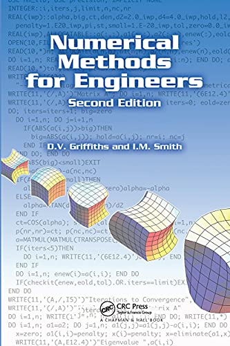 Numerical Methods for Engineers, Second Edition: Griffiths, D. Vaughan,