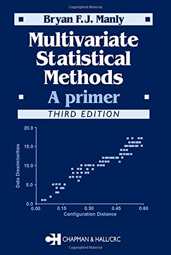 9781584884149: Multivariate Statistical Methods: A Primer, Third Edition