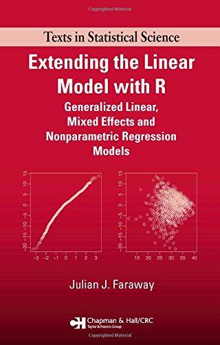Extending the Linear Model with R: Generalized: Julian J. Faraway