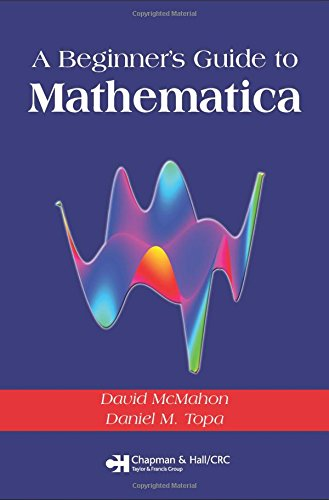 9781584884675: A Beginner's Guide To Mathematica