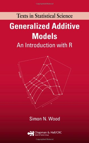 9781584884743: Generalized Additive Models: An Introduction with R (Chapman & Hall/CRC Texts in Statistical Science)