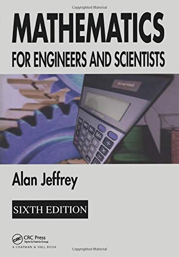 9781584884880: Mathematics for Engineers and Scientists