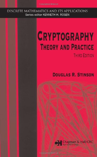 9781584885085: Cryptography: Theory and Practice, Third Edition
