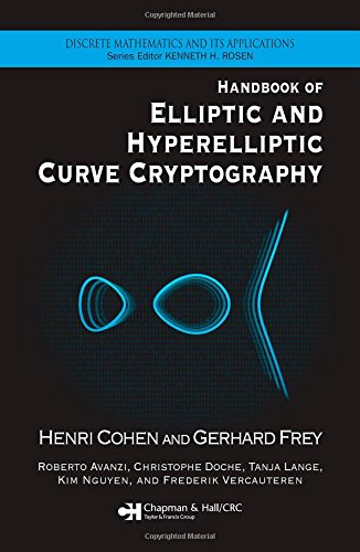 9781584885184: Handbook of Elliptic and Hyperelliptic Curve Cryptography (Discrete Mathematics and Its Applications)