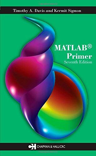 9781584885238: MATLAB Primer, 7th Edition