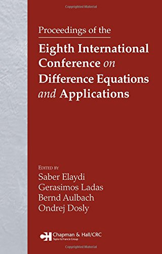 Proceedings of the Eighth International Conference on Difference Equations and Applications: Elaydi...