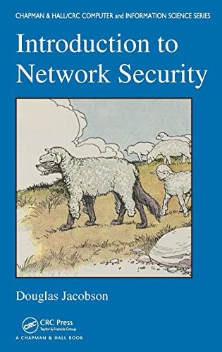 9781584885436: Introduction to Network Security (Chapman & Hall/CRC Computer and Information Science Series)