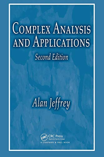 9781584885535: Complex Analysis and Applications, Second Edition