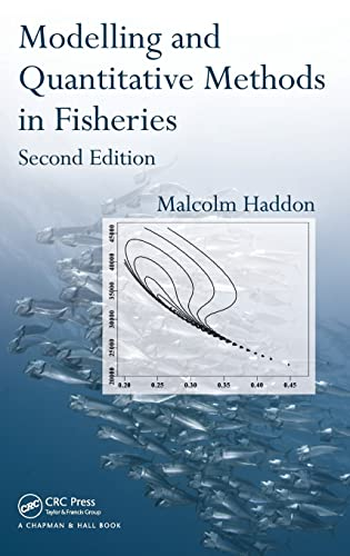 9781584885610: Modelling and Quantitative Methods in Fisheries, Second Edition