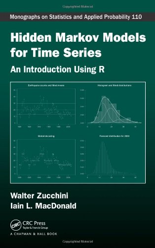 9781584885733: Hidden Markov Models for Time Series: An Introduction Using R (Chapman & Hall/CRC Monographs on Statistics & Applied Probability)