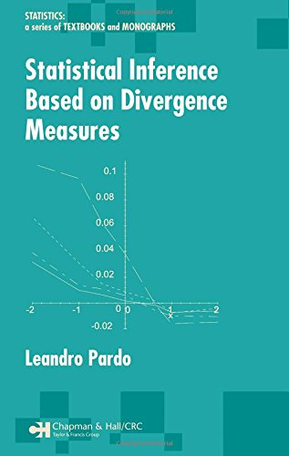 9781584886006: Statistical Inference Based on Divergence Measures (Statistics: A Series of Textbooks and Monographs)