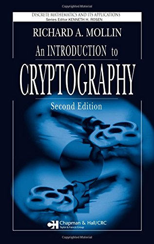 9781584886181: An Introduction to Cryptography, Second Edition (Discrete Mathematics and Its Applications)