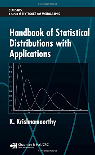 9781584886358: Handbook of Statistical Distributions with Applications (Statistics:  A Series of Textbooks and Monographs)