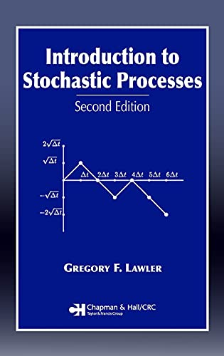9781584886518: Introduction to Stochastic Processes, Second Edition (Chapman & Hall/CRC Probability Series)