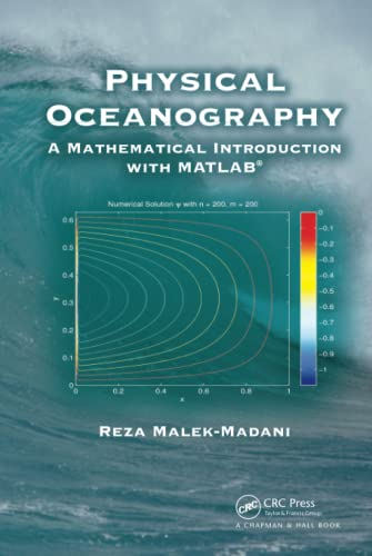 9781584888307: Physical Oceanography: A Mathematical Introduction with MATLAB