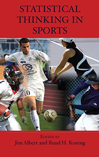 9781584888680: Statistical Thinking in Sports