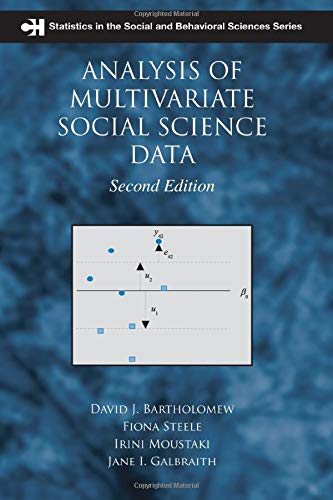 Analysis of Multivariate Social Science Data, Second