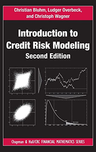 9781584889922: Introduction to Credit Risk Modeling, Second Edition (Chapman and Hall/CRC Financial Mathematics Series)