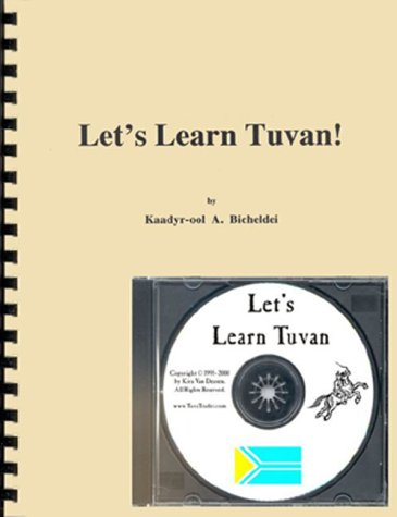 9781584900290: Let's Learn Tuvan