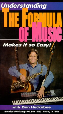 9781584960003: Understanding The Formula of Music - Makes it so Easy! [VHS]
