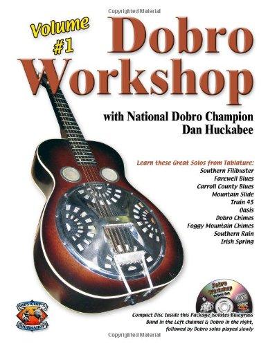 9781584960591: Dobro Workshop Vol. 1 (Book + CD)