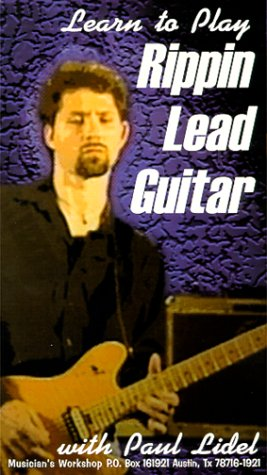 9781584961192: Learn to Play Rippin' Lead Guitar [VHS]