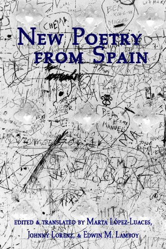 New Poetry from Spain: An Anthology (Paperback)