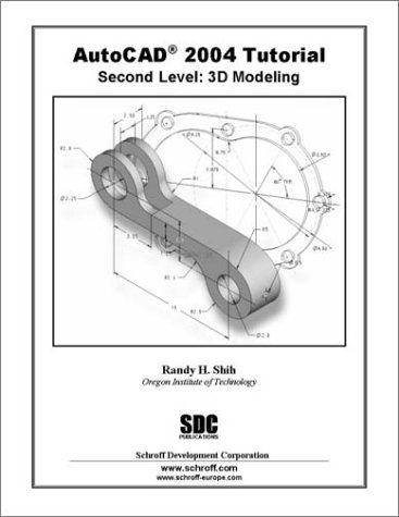9781585031276: AutoCAD 2004: Second Level: 3D Modeling