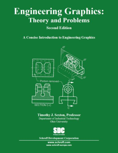 9781585033409: Engineering Graphics Theory and Problems Second Edition Workbook: Problem Set A