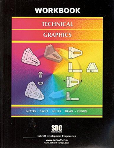 9781585034178: Technical Graphics Workbook