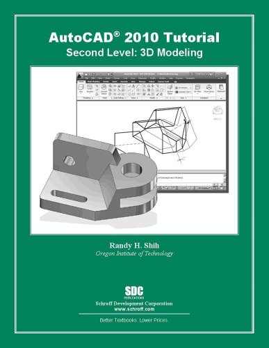 9781585035014: AutoCAD 2010 Tutorial - Second Level: 3D Modeling