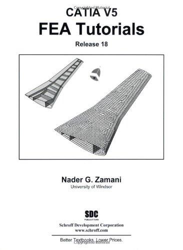 9781585035274: CATIA V5 FEA Tutorials Release 18