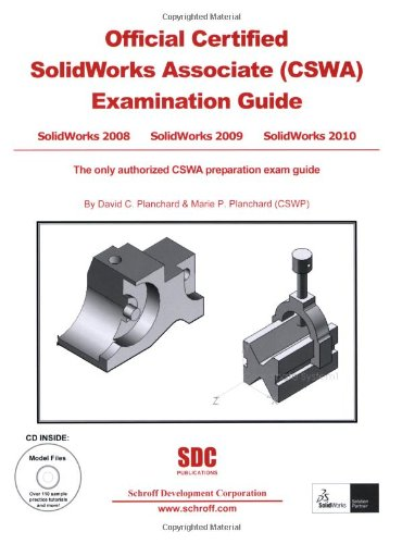 9781585035335: Official Certified SolidWorks Associate (CSWA) Examination Guide