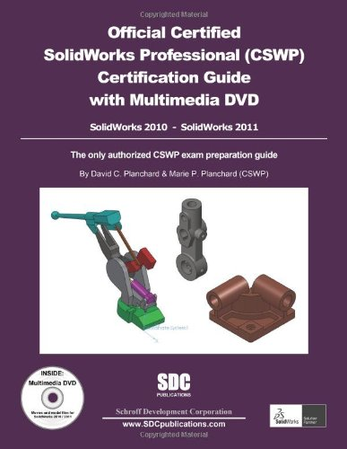 9781585036585: Official Certified Solidworks Professional Cswp Certification Guide: Solidworks 2010 - Solidworks 2011