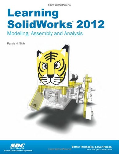 Learning SolidWorks 2012: Randy Shih
