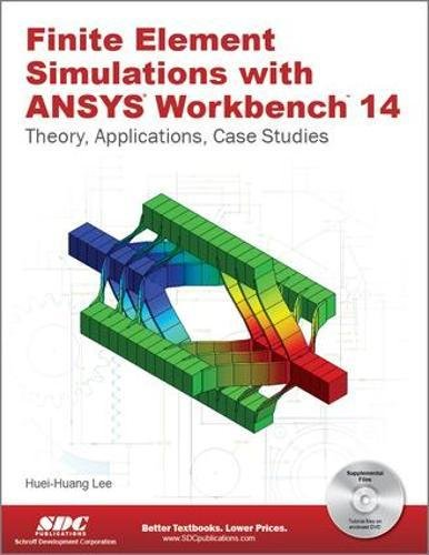 9781585037254: Finite Element Simulations with ANSYS Workbench 14