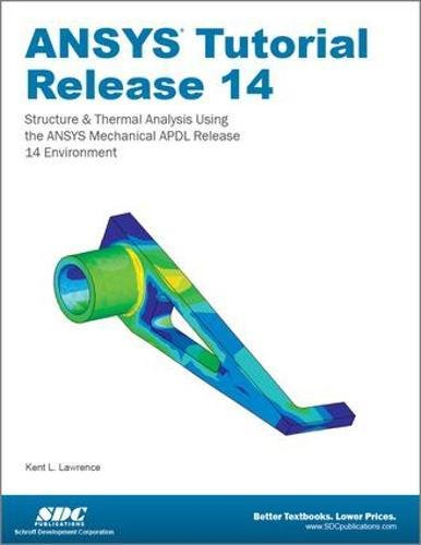 9781585037612: ANSYS Tutorial Release 14