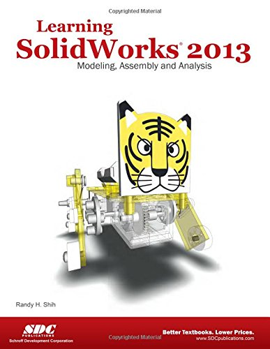 9781585037698: Learning SolidWorks 2013