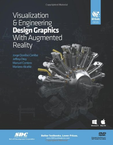 9781585038176: Visualization and Engineering Design Graphics With Augmented Reality