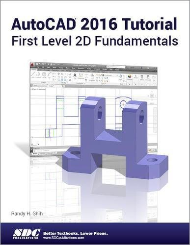 9781585039593: Autocad 2016 Tutorial First Level 2d Fundamentals