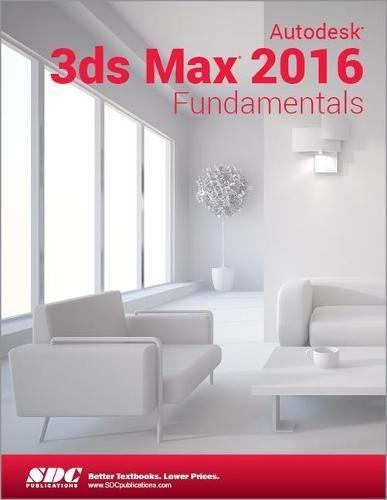 9781585039647: Autodesk 3Ds Max 2016 Fundamentals (Ascent)