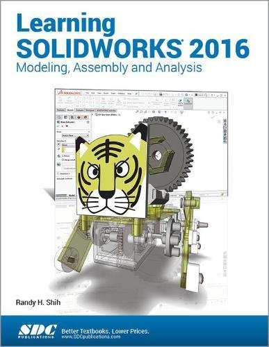 9781585039906: Learning SOLIDWORKS 2016