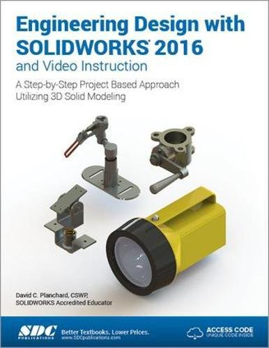 9781585039968 Engineering Design With Solidworks 2016 And