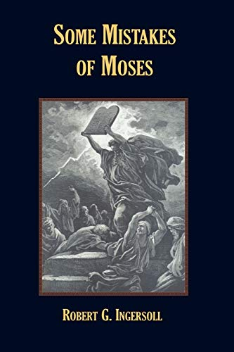 9781585090600: Some Mistakes of Moses