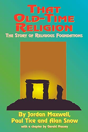 9781585091003: That Old-Time Religion: The Story of Religious Foundations