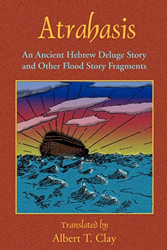 9781585092284: Atrahasis: An Ancient Hebrew Deluge Story