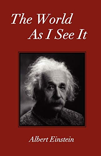 9781585092871: The World As I See It